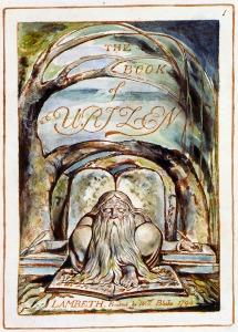 Blake Book of Urizen