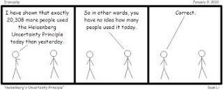 Quantum joke