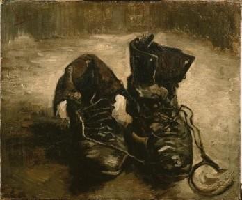Van Gogh Shoes